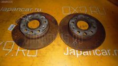 Тормозной диск VOLKSWAGEN GOLF V 1KBLG BLG Фото 2