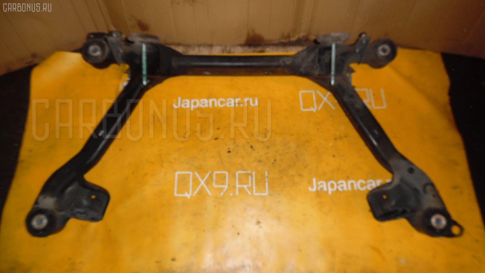 Балка подвески AUDI A4 AVANT 8EBFB BFB Фото 1