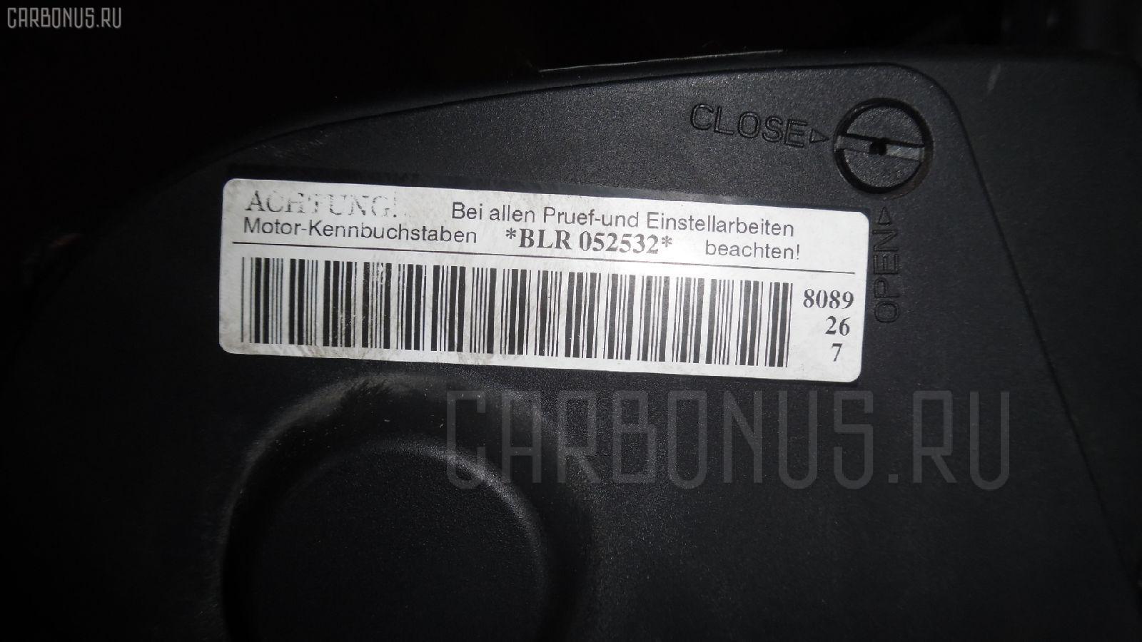 Двигатель AUDI A3 SPORTBACK 8PBLR BLR Фото 8