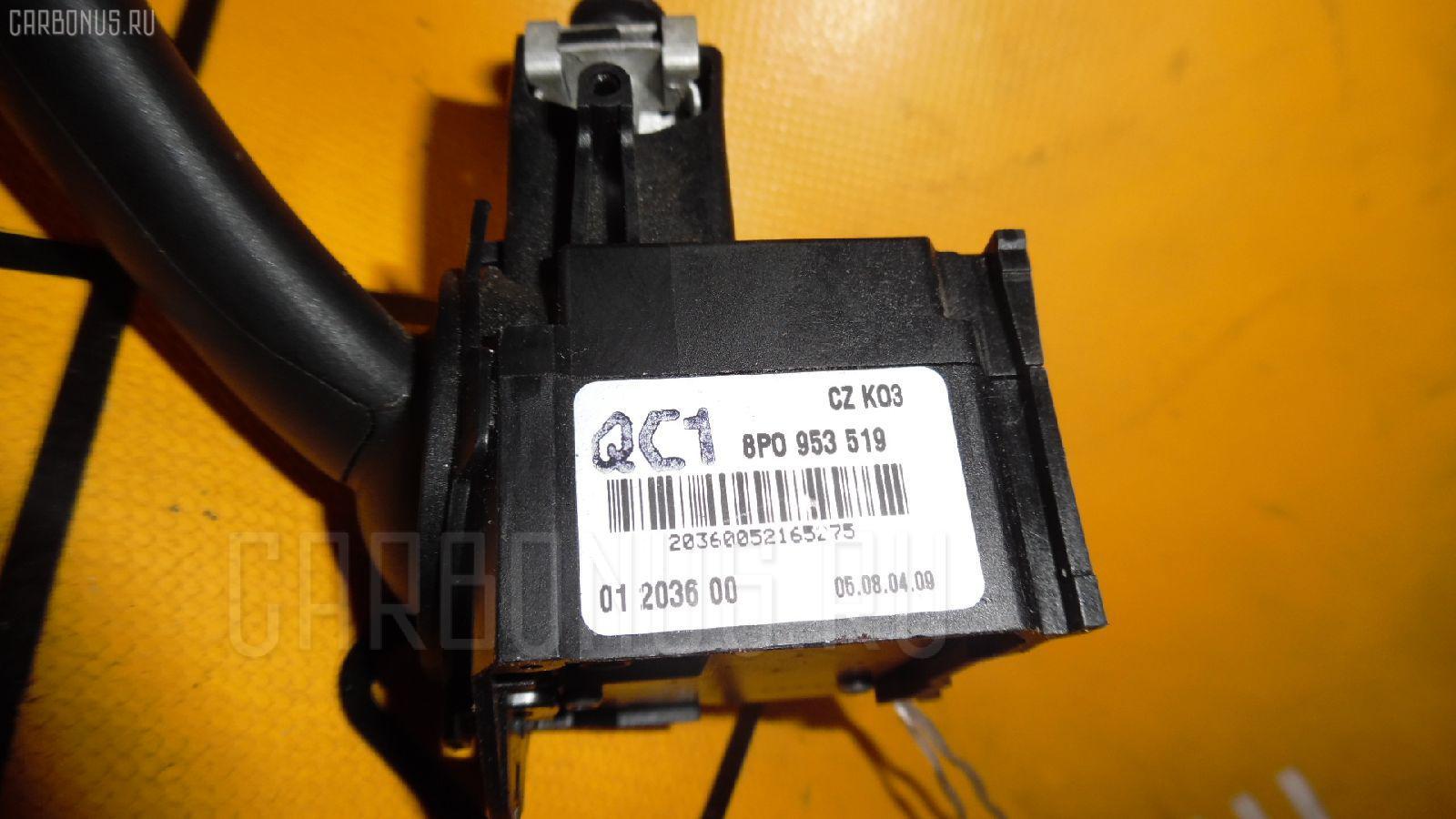Переключатель стеклоочистителей AUDI A3 SPORTBACK 8PBLR BLR Фото 2