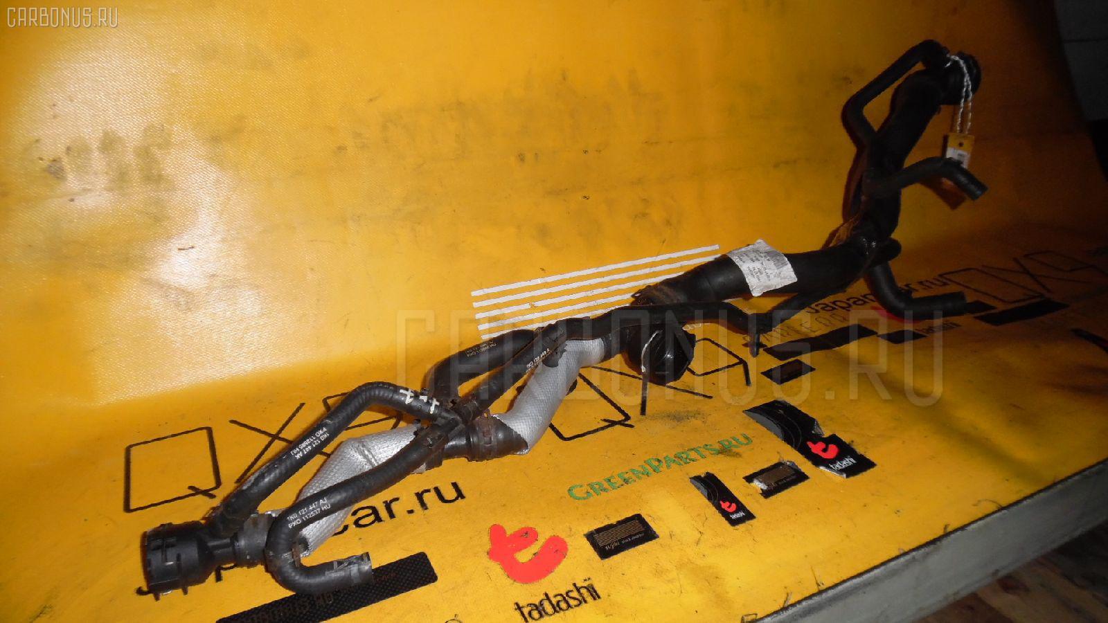 Патрубок радиатора ДВС AUDI A3 SPORTBACK 8PBLR BLR Фото 3