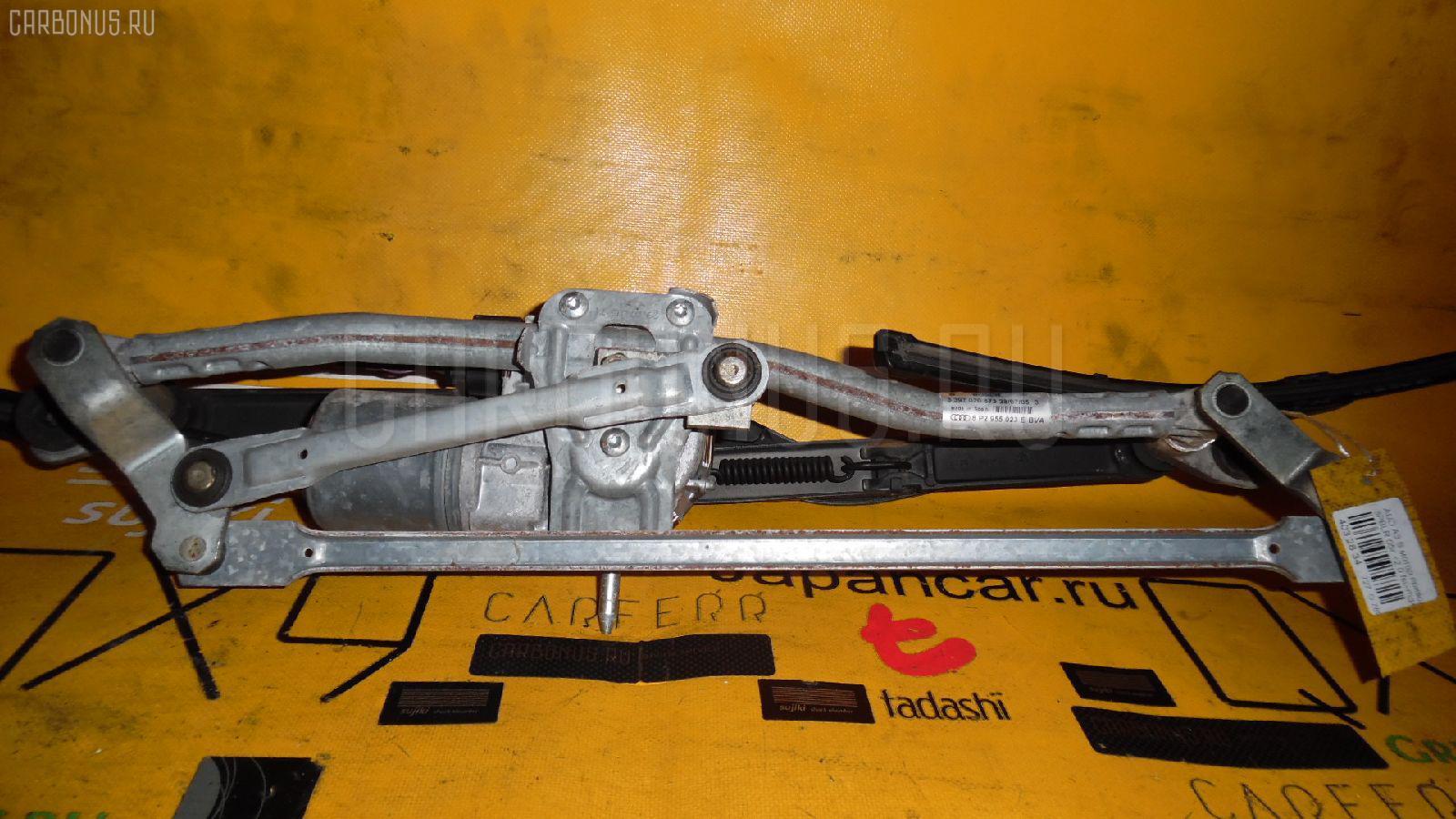 Мотор привода дворников AUDI A3 SPORTBACK 8PBLR Фото 1