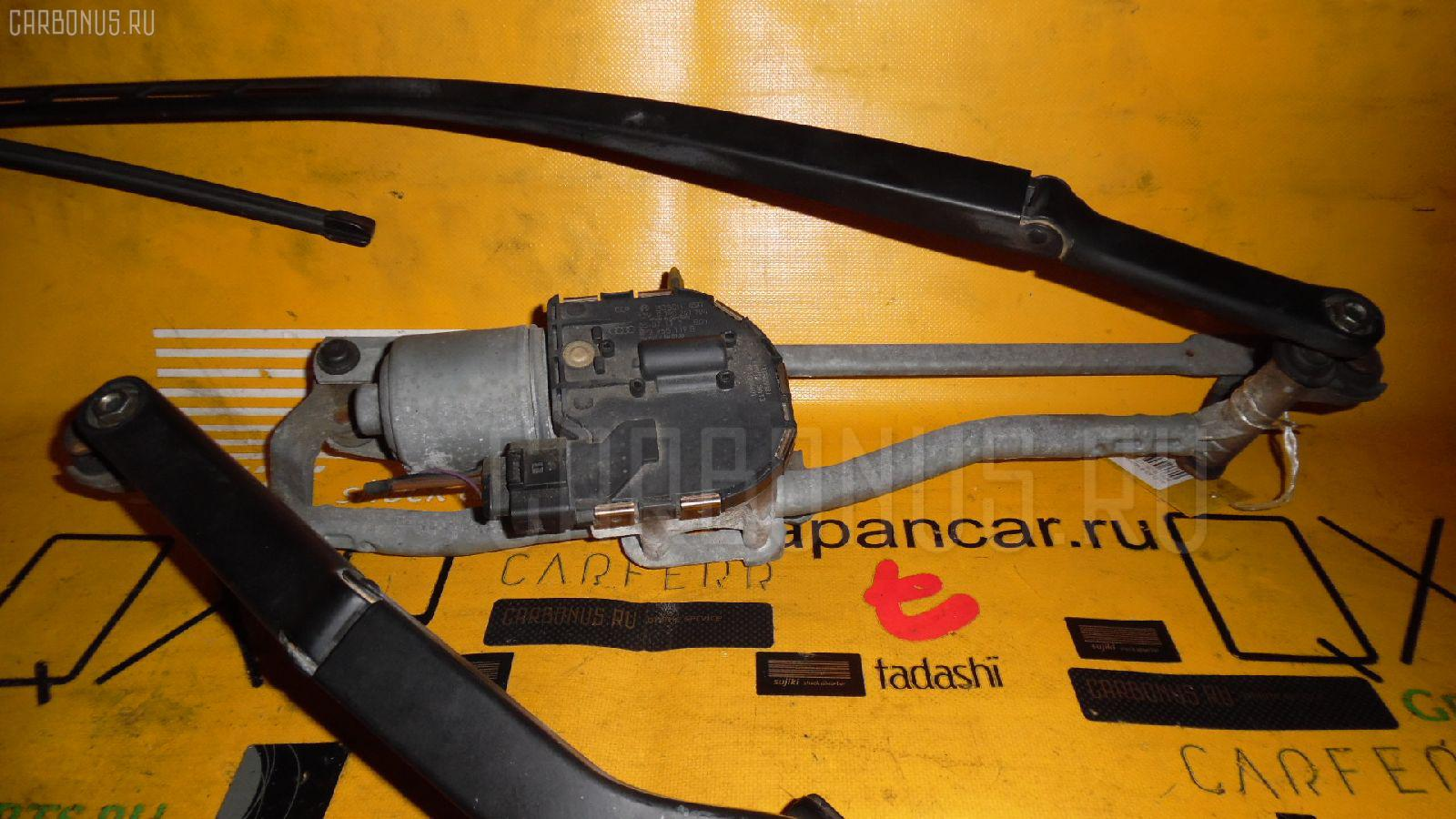 Мотор привода дворников AUDI A3 SPORTBACK 8PBLR Фото 3