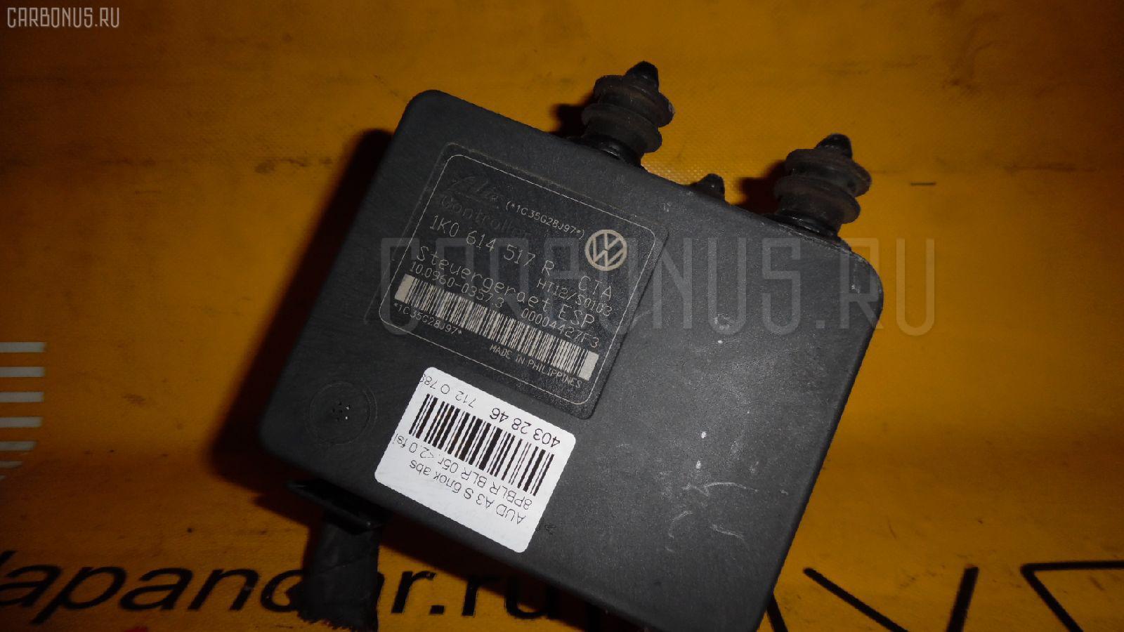 Блок ABS AUDI A3 SPORTBACK 8PBLR BLR Фото 10