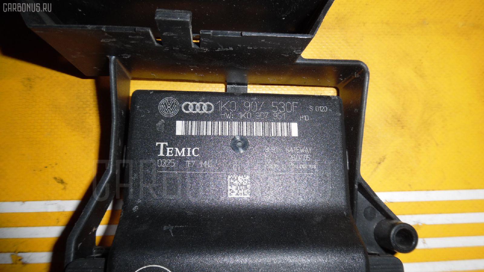 Блок упр-я Audi A3 sportback 8PBLR BLR Фото 1