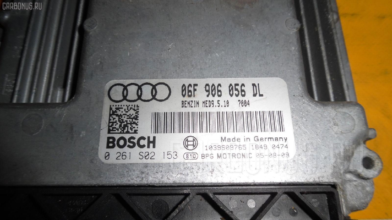 Блок EFI AUDI A3 SPORTBACK 8PBLR BLR Фото 1