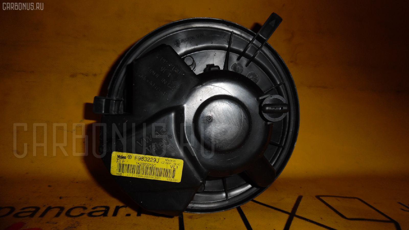 Мотор печки AUDI A3 SPORTBACK 8PBLR Фото 7