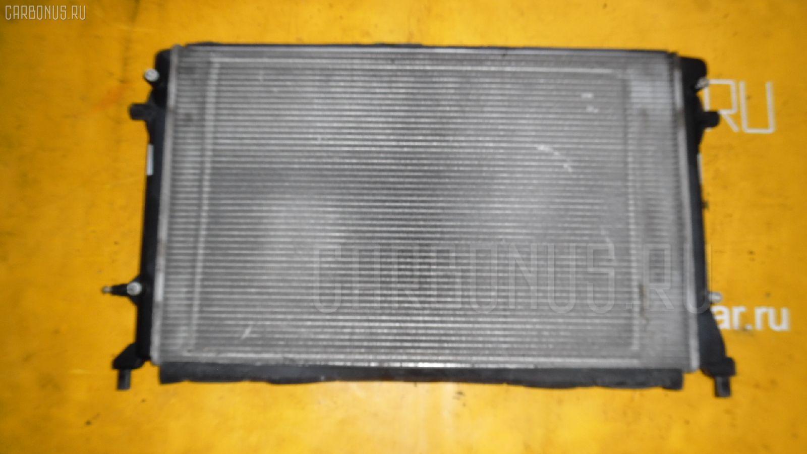Радиатор ДВС AUDI A3 SPORTBACK 8PBLR BLR Фото 2