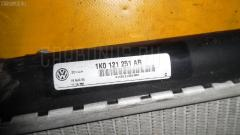 Радиатор ДВС AUDI A3 SPORTBACK 8PBLR BLR Фото 1