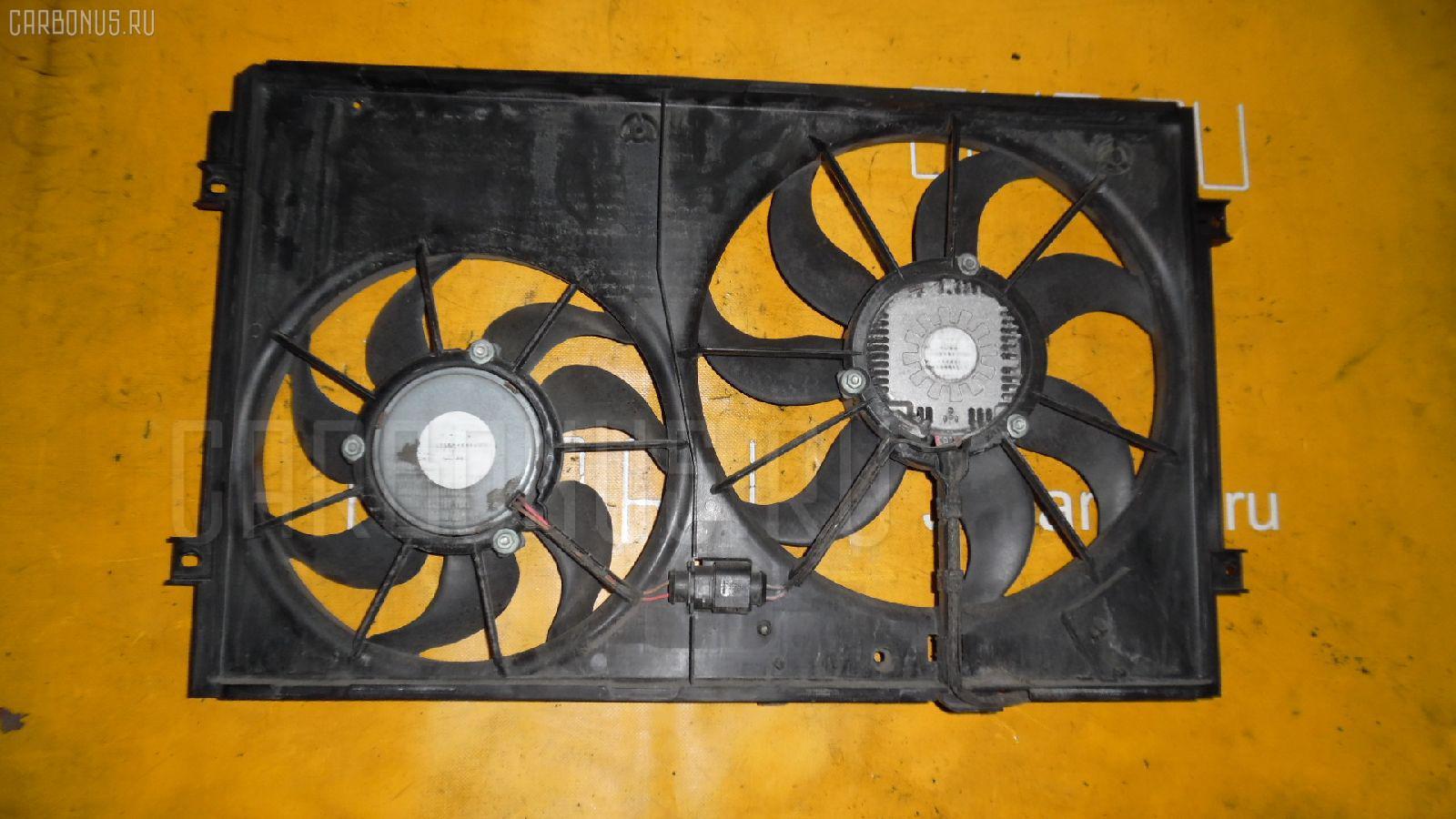 Вентилятор радиатора ДВС AUDI A3 SPORTBACK 8PBLR BLR. Фото 2