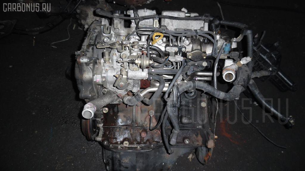 Двигатель TOYOTA CALDINA CT198V 2C. Фото 7