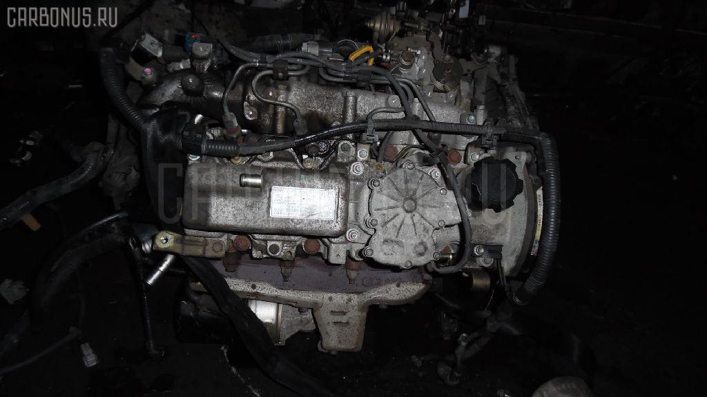 Двигатель TOYOTA CALDINA CT198V 2C. Фото 9