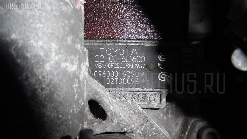 Двигатель TOYOTA CALDINA CT198V 2C. Фото 11