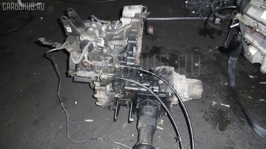 КПП механическая TOYOTA CALDINA CT198V 2C Фото 8