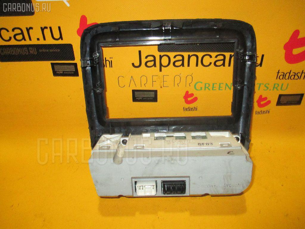 Блок управления климатконтроля HONDA CR-V RD1 B20B. Фото 11