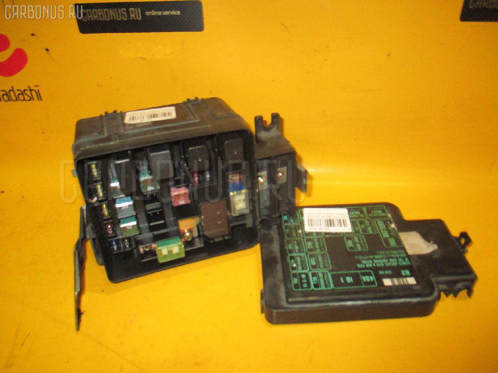 Блок предохранителей HONDA CR-V RD1 B20B. Фото 8