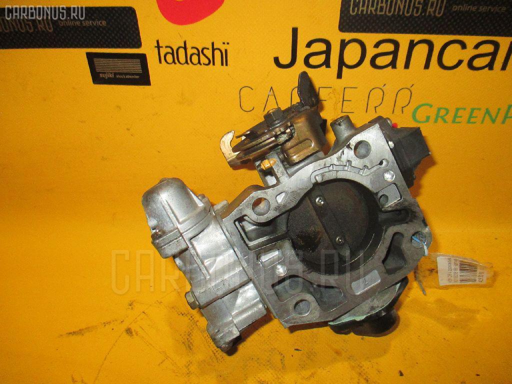 Дроссельная заслонка HONDA CR-V RD1 B20B. Фото 6