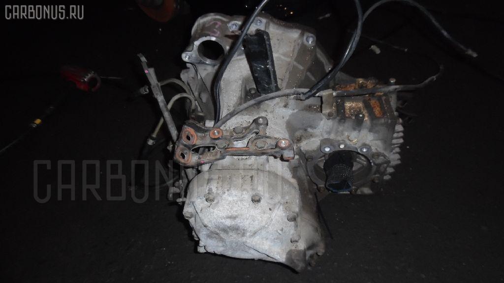 КПП автоматическая TOYOTA VISTA SV41 3S-FE. Фото 9