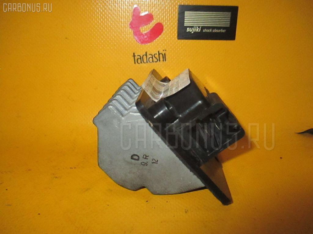Регулятор скорости мотора отопителя TOYOTA VISTA SV41 3S-FE Фото 1