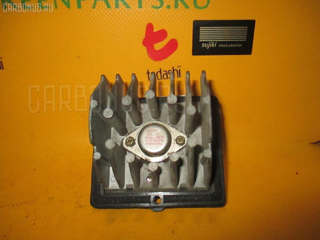 Регулятор скорости мотора отопителя TOYOTA VISTA SV41 3S-FE Фото 2