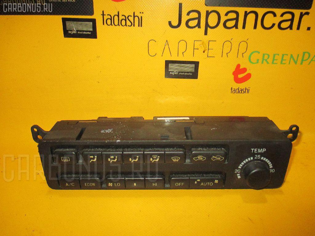Блок управления климатконтроля TOYOTA VISTA SV41 3S-FE. Фото 2