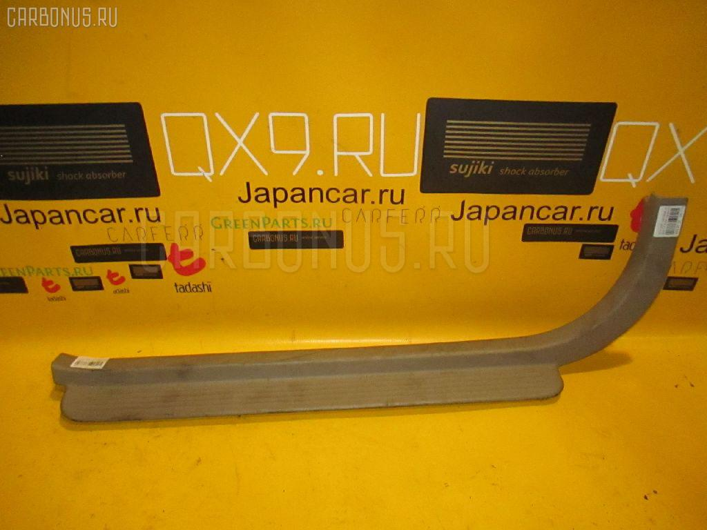 Накладка на порог салона Toyota Vista SV41 Фото 1