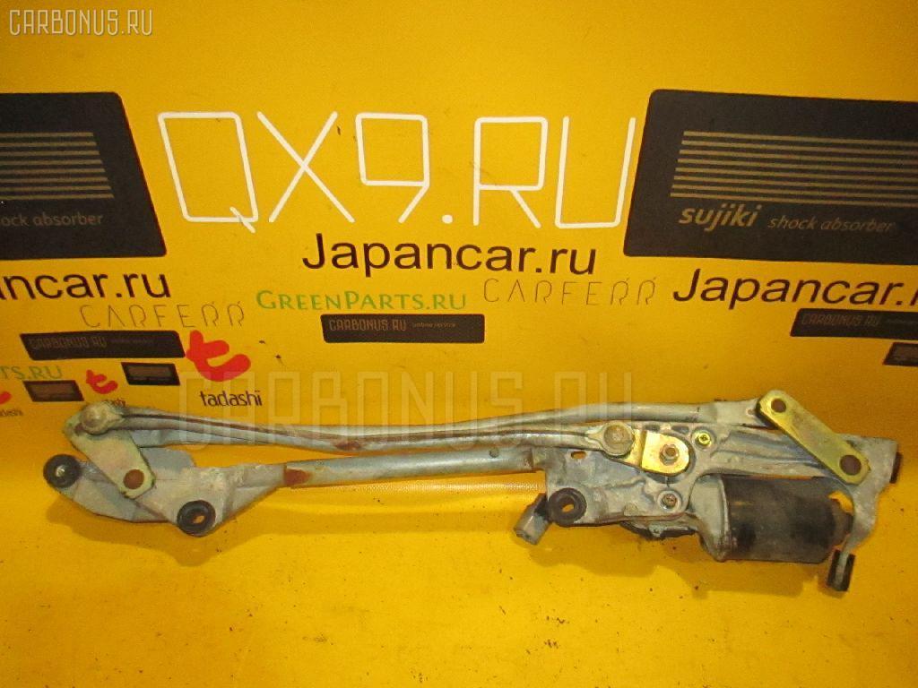 Мотор привода дворников TOYOTA VISTA SV41. Фото 2