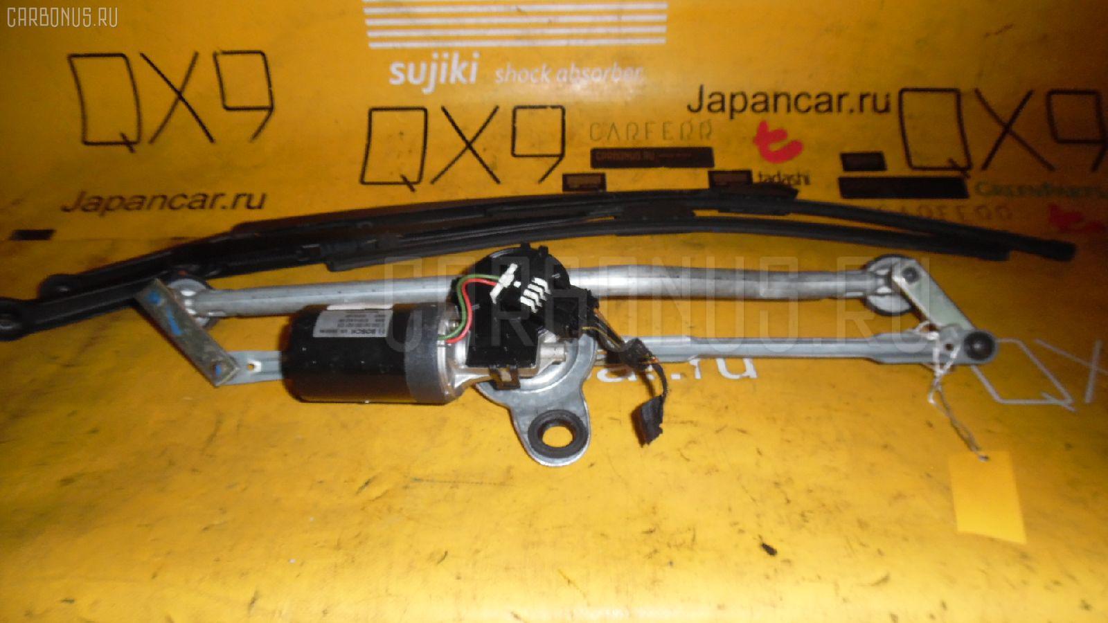 Мотор привода дворников BMW 3-SERIES E46-AM12 Фото 1