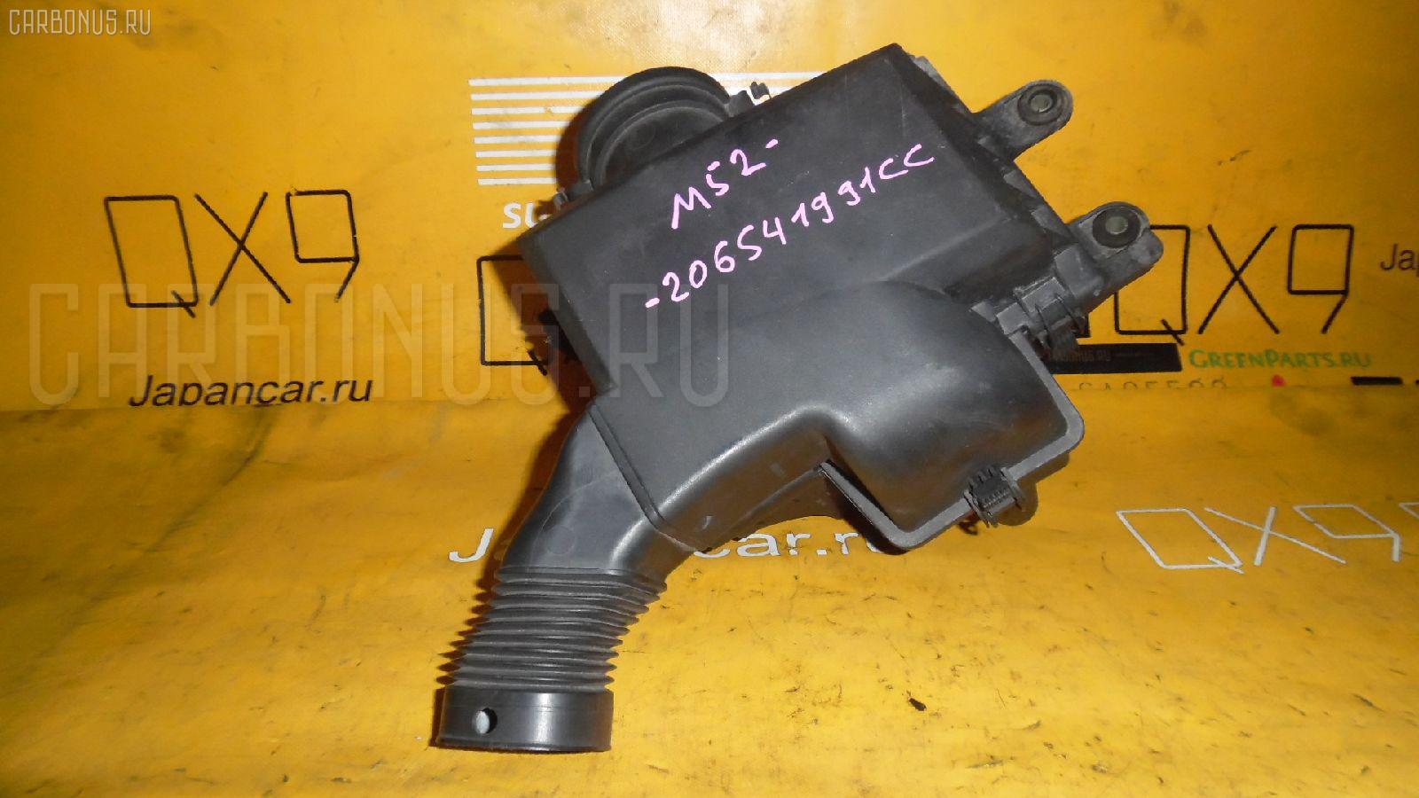 Корпус воздушного фильтра BMW 3-SERIES E46-AM12 M52-206S4 Фото 5
