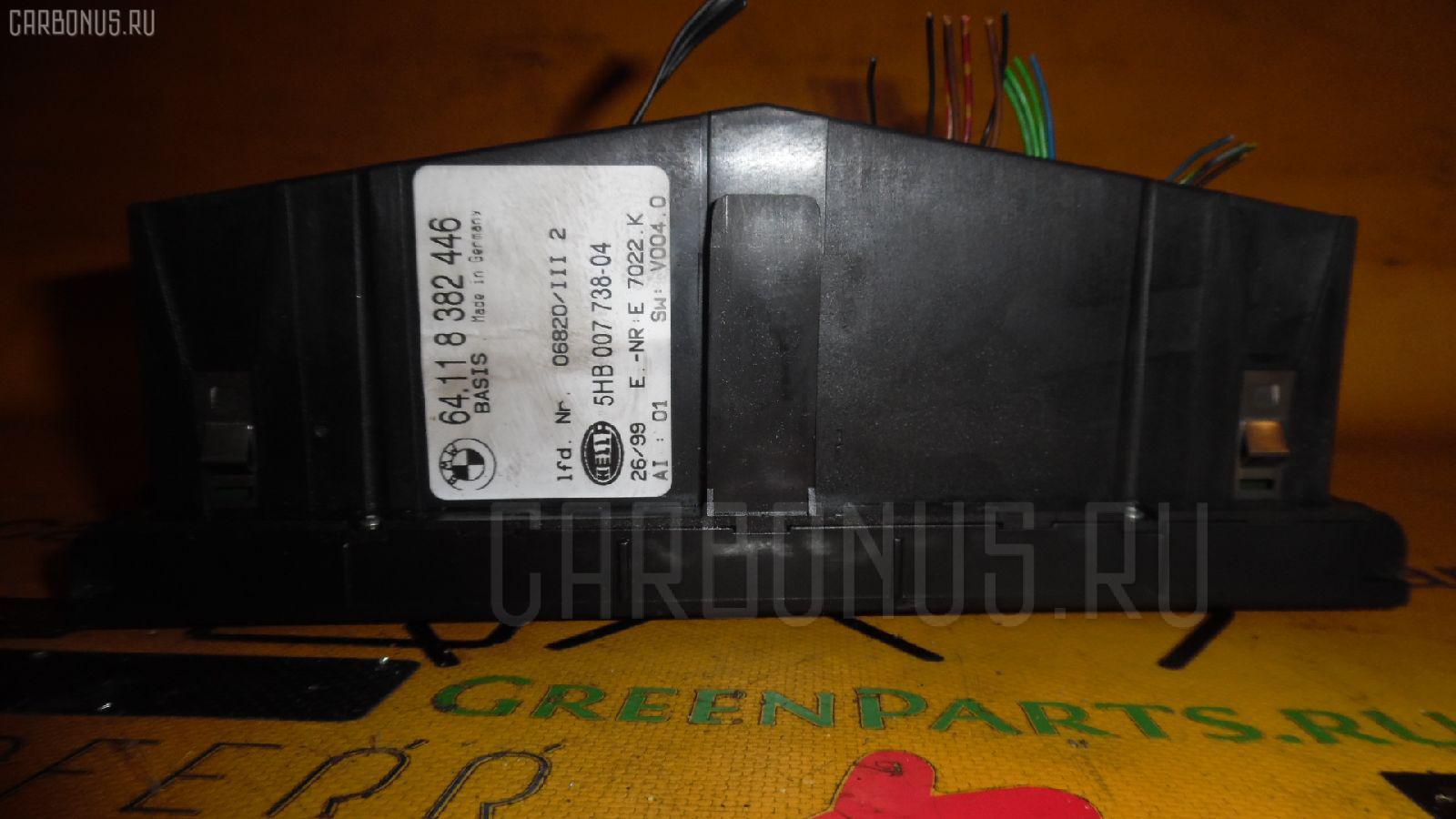 Блок управления климатконтроля Bmw 3-series E46-AM12 M52-206S4 Фото 1