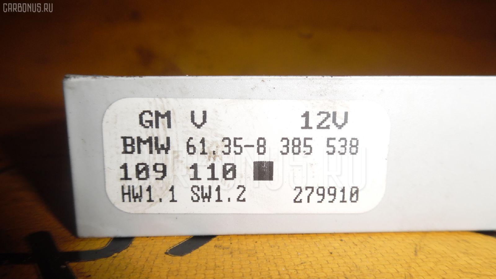 Блок упр-я BMW 3-SERIES E46-AM12 M52-206S4 Фото 3