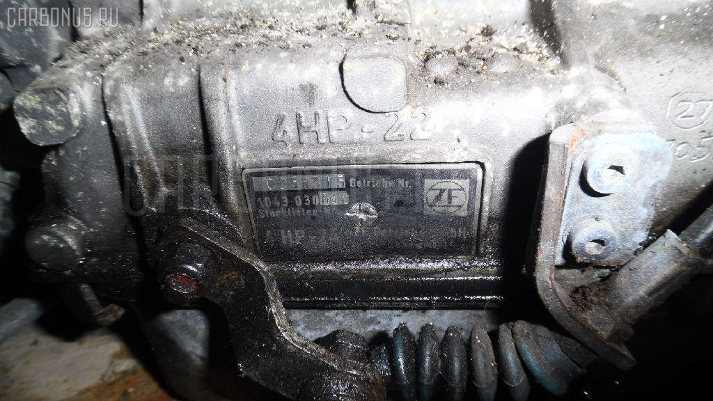 КПП автоматическая BMW 7-SERIES E32-GC81 M70-5012A Фото 4