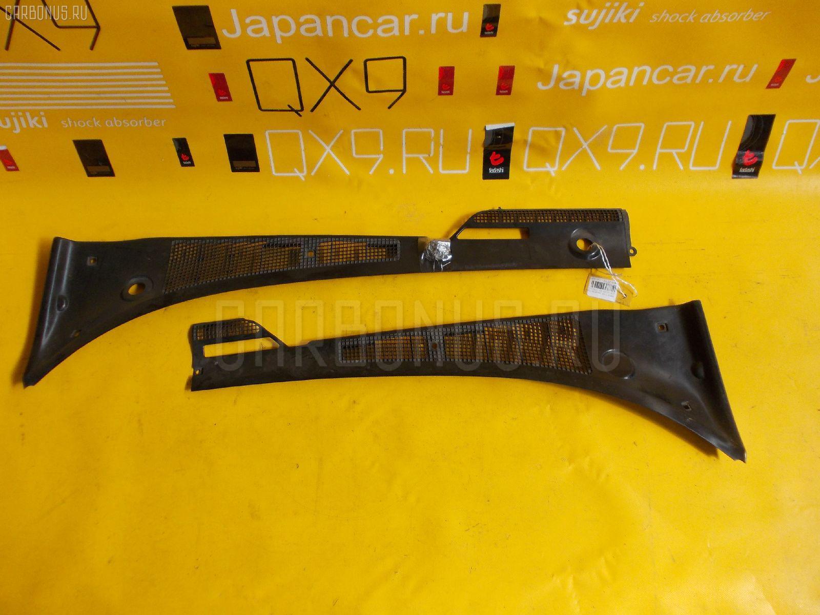 Решетка под лобовое стекло BMW 7-SERIES E32-GC81 Фото 2