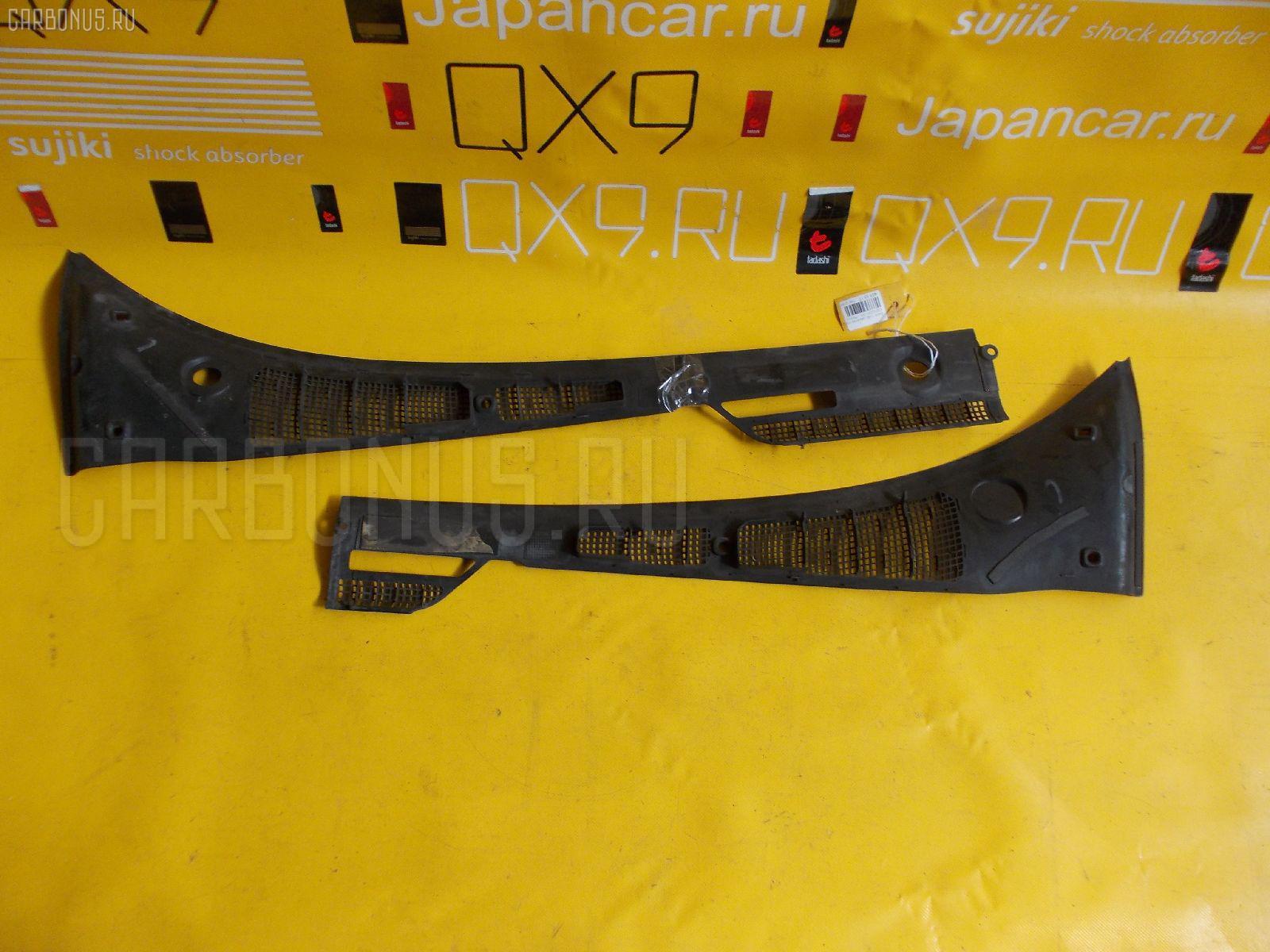 Решетка под лобовое стекло BMW 7-SERIES E32-GC81 Фото 1