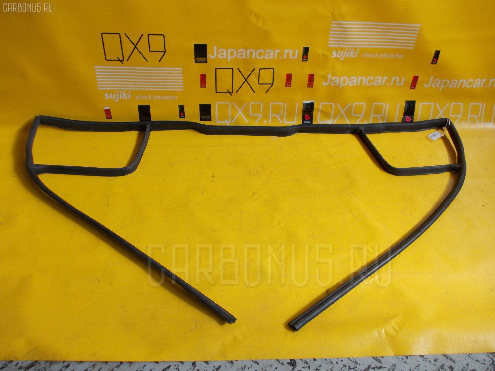 Уплотнение BMW 7-SERIES E32-GC81 Фото 1