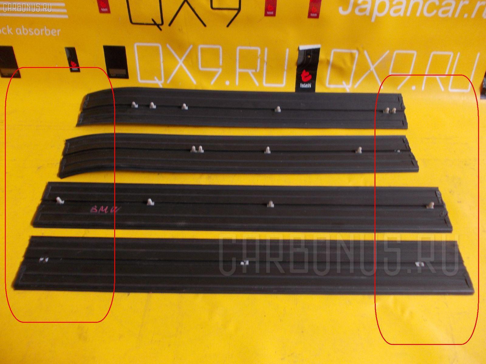 Накладка на порог салона BMW 7-SERIES E32-GC81 Фото 1