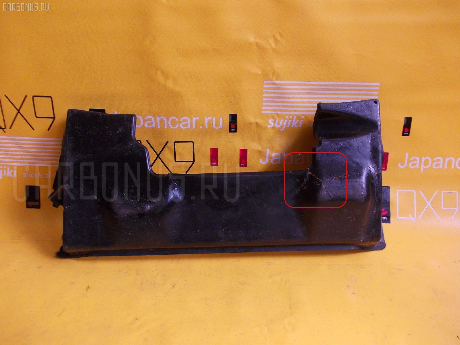 Защита двигателя BMW 7-SERIES E32-GC81 M70-5012A Фото 1