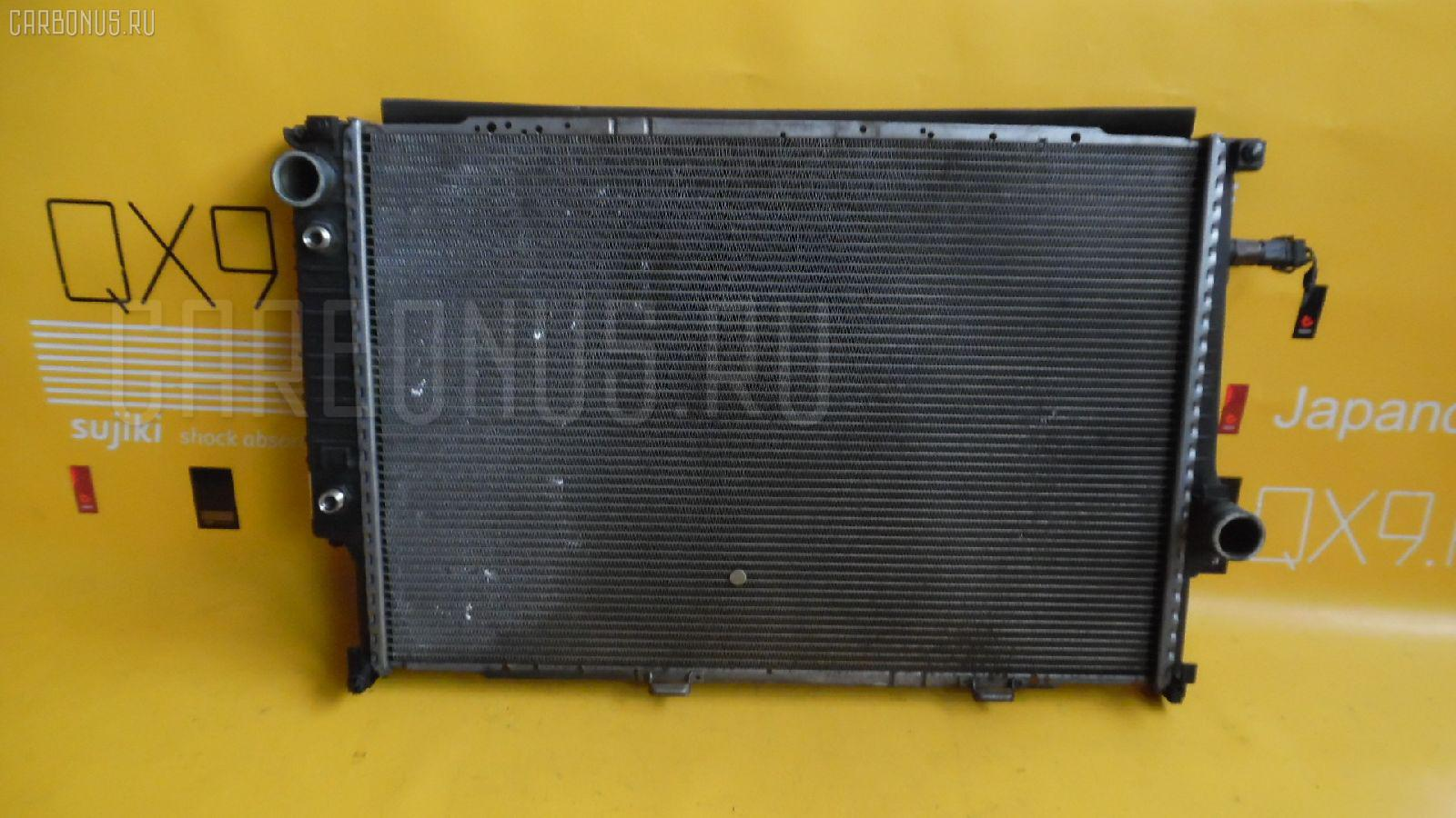Радиатор ДВС BMW 7-SERIES E32-GC81 M70-5012A Фото 3