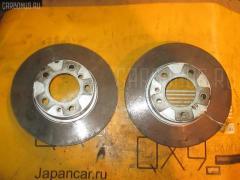 Тормозной диск BMW 7-SERIES E32-GC81 M70-5012A Фото 1