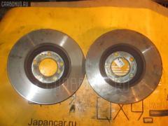 Тормозной диск BMW 7-SERIES E32-GC81 M70-5012A Фото 2