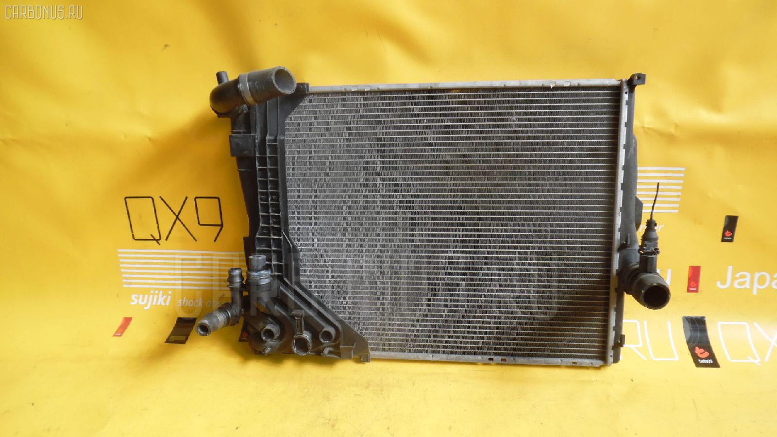 Радиатор ДВС BMW 3-SERIES E46-AL32 M43-194E1 Фото 4