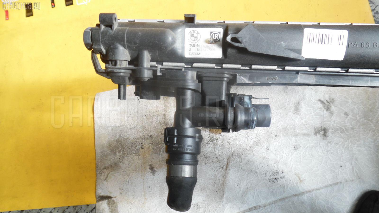 Радиатор ДВС BMW 3-SERIES E46-AL32 M43-194E1 Фото 3