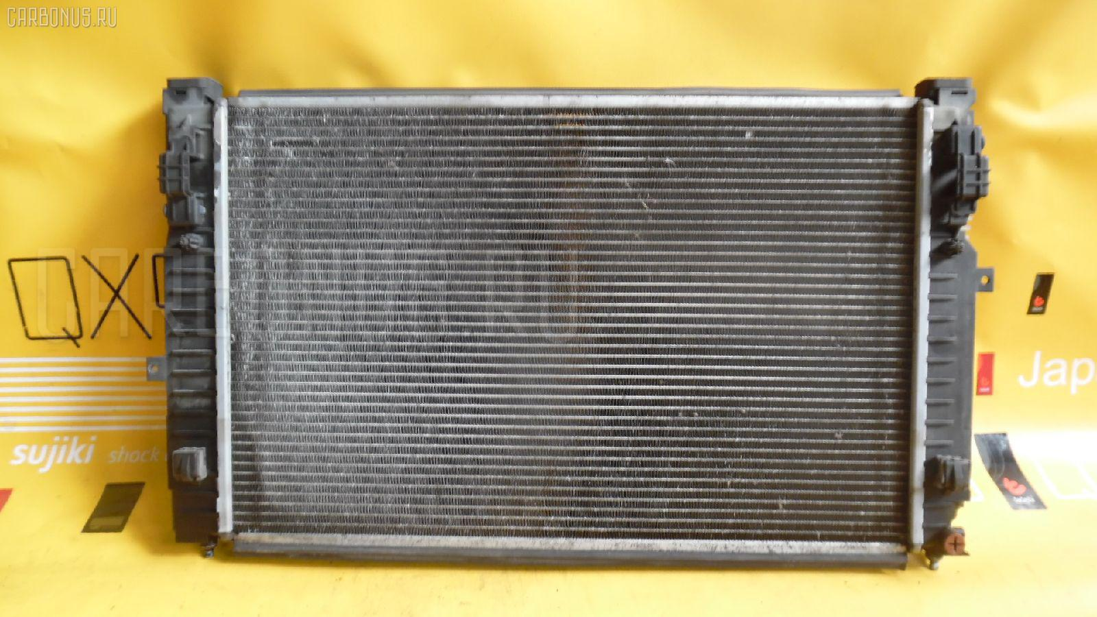 Радиатор ДВС VOLKSWAGEN PASSAT 3BAZM AZM Фото 1