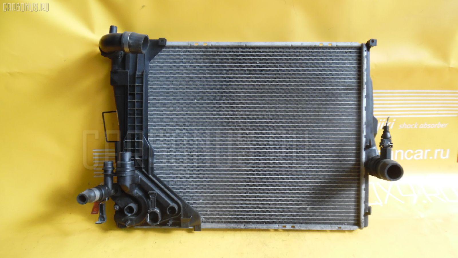 Радиатор ДВС BMW 3-SERIES E46-BL32 M43-194E1 Фото 1