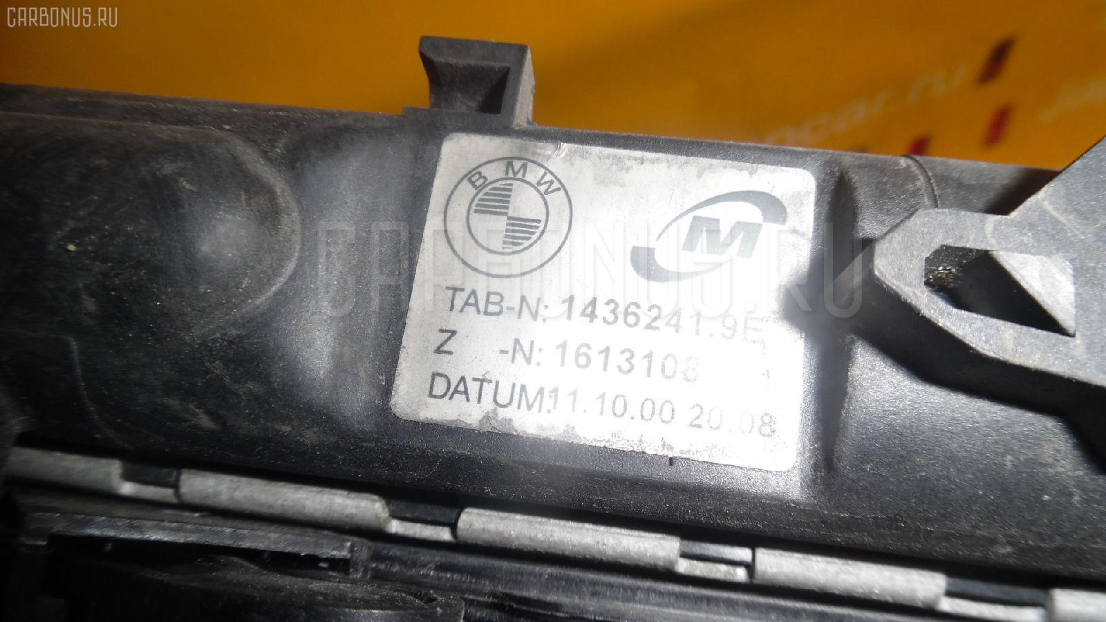 Радиатор ДВС BMW 3-SERIES E46-BL32 M43-194E1 Фото 3