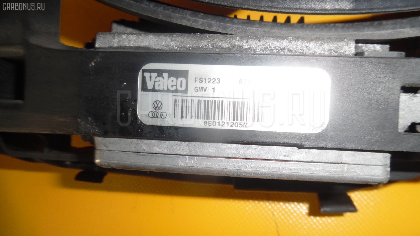 Вентилятор радиатора ДВС AUDI A4 8EALT ALT. Фото 2