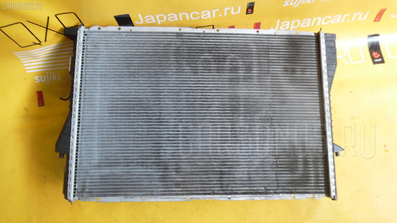 Радиатор ДВС BMW 5-SERIES E39-DD25 M52-256S3. Фото 10