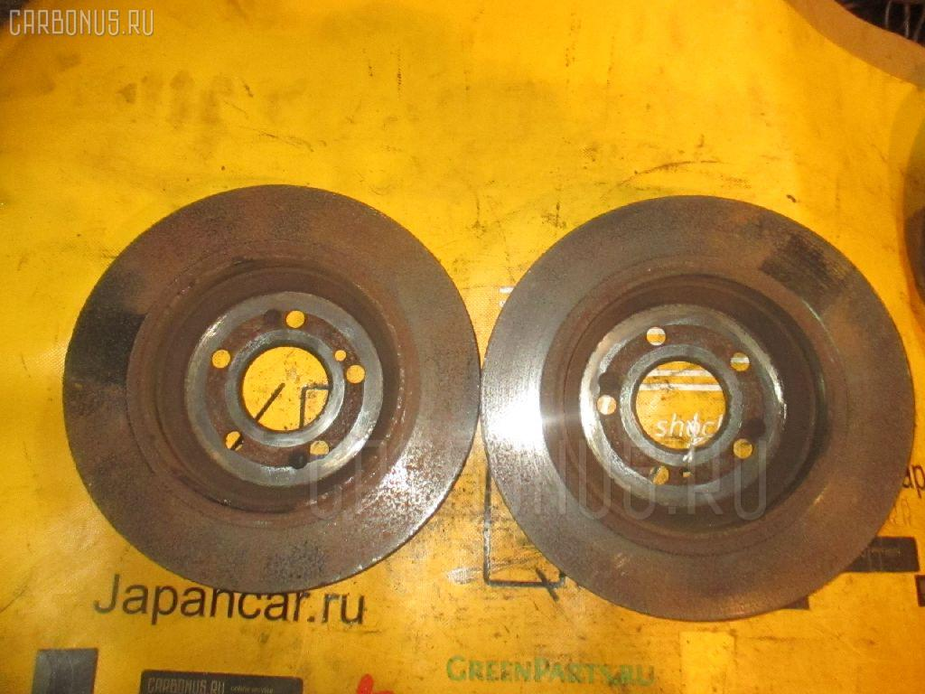 Тормозной диск MERCEDES-BENZ S-CLASS W220.065 112.944 Фото 2