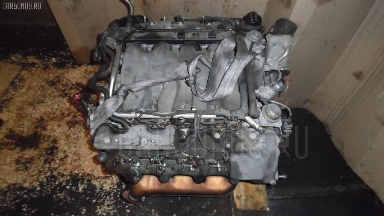 Двигатель MERCEDES-BENZ E-CLASS W211.070 113.967 Фото 5
