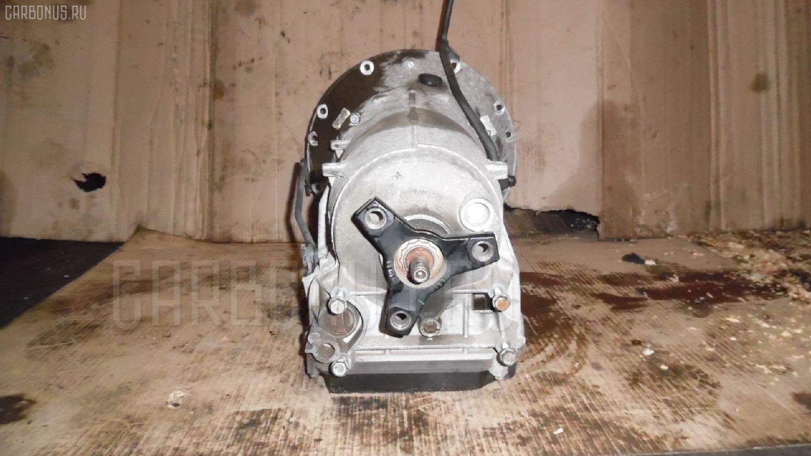 КПП автоматическая MERCEDES-BENZ E-CLASS W211.070 113.967 Фото 6